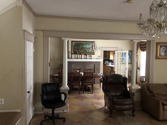 15 Living Room Facing Dining Room